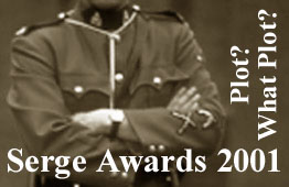 Winner PWP-category - Serge Award 2001